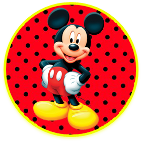 bonobon candy bar mickey kit imprimible