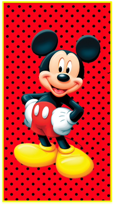 clubsocial candy bar mickey kit imprimible