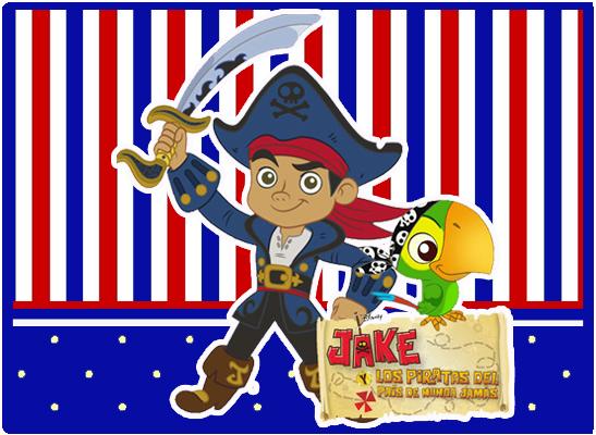opera candy bar jack el pirata kit imprimible