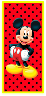 picodulce candy bar mickey kit imprimible