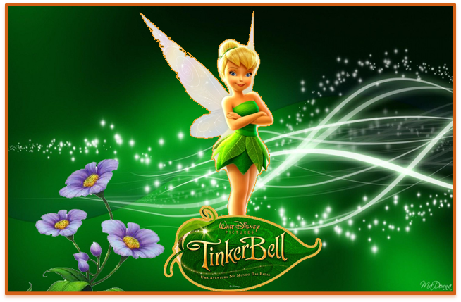 sugusconfitados candy bar Tinkerbell kit imprimible