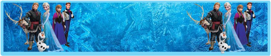 turron de mani candy bar Frozen kit imprimible