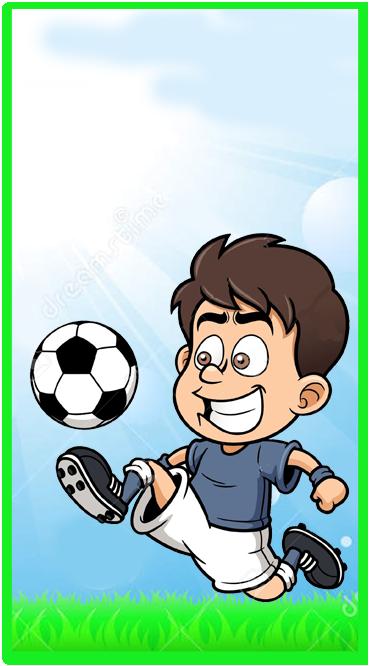 clubsocial candy bar futbol animado kit imprimible
