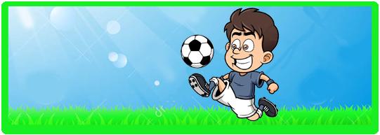 miniroklets candy bar futbol animado kit imprimible