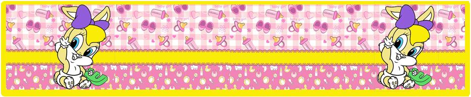 turron de mani candy bar lola baby toones kit imprimible