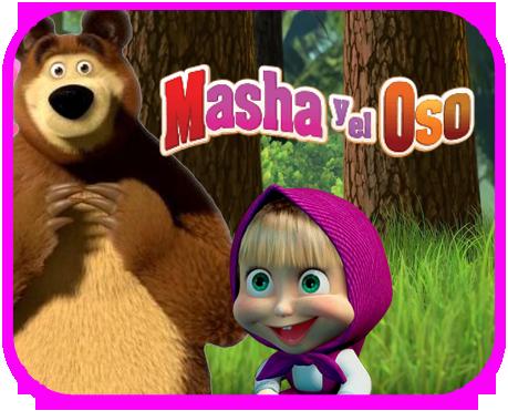 alfajores2 candy masha y el oso kit imprimible