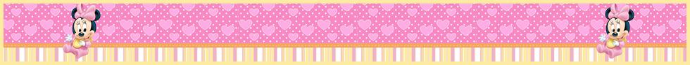 layapa candy bar minnie bebe kit imprimible
