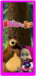 picodulce candy masha y el oso kit imprimible