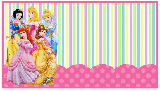 chocolate2 candy bar princesas disney kit imprimible