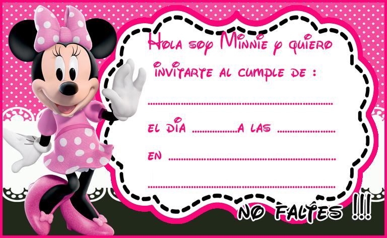 invitacion-tarjetita-candy bar minnie rosa kit imprimible