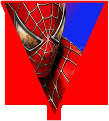paraguita-candy bar spiderman kit imprimible