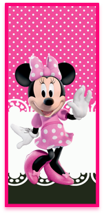 picodulce candy bar minnie rosa kit imprimible