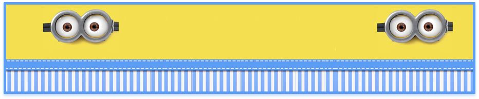 turron de mani candy bar minions ojitos kit imprimible