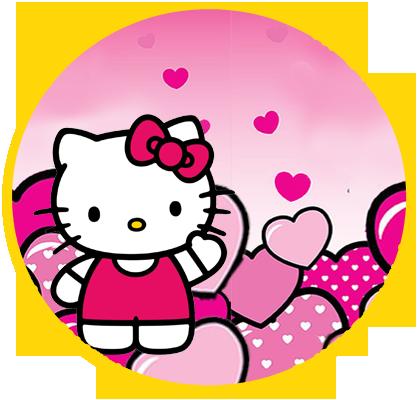 alfajores3 candy-bar kitty animado kit-imprimible