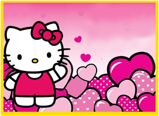 opera candy-bar kitty animado kit-imprimible