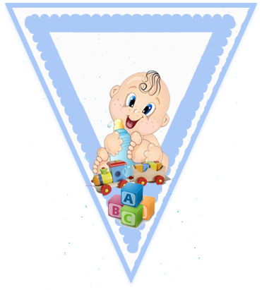 paraguita candy bar BABY SHOWER kit imprimible