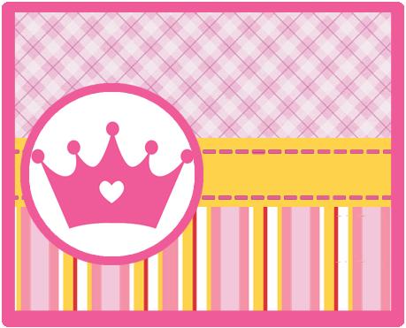 alfajores -candy bar corona kit imprimible