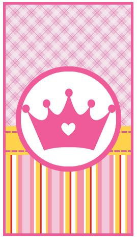 baggio mini-candy bar corona kit imprimible