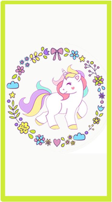 clubsocial-candy bar unicornio kit imprimible