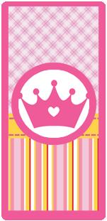 picodulce-candy bar corona kit imprimible