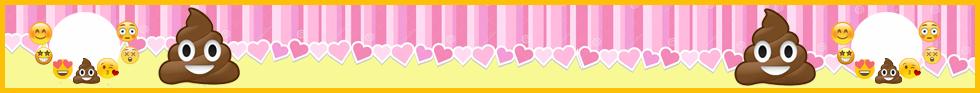 layapa candy bar emoji caquita kit imprimible