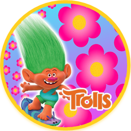 bonobon candy bar trolls kit imprimible
