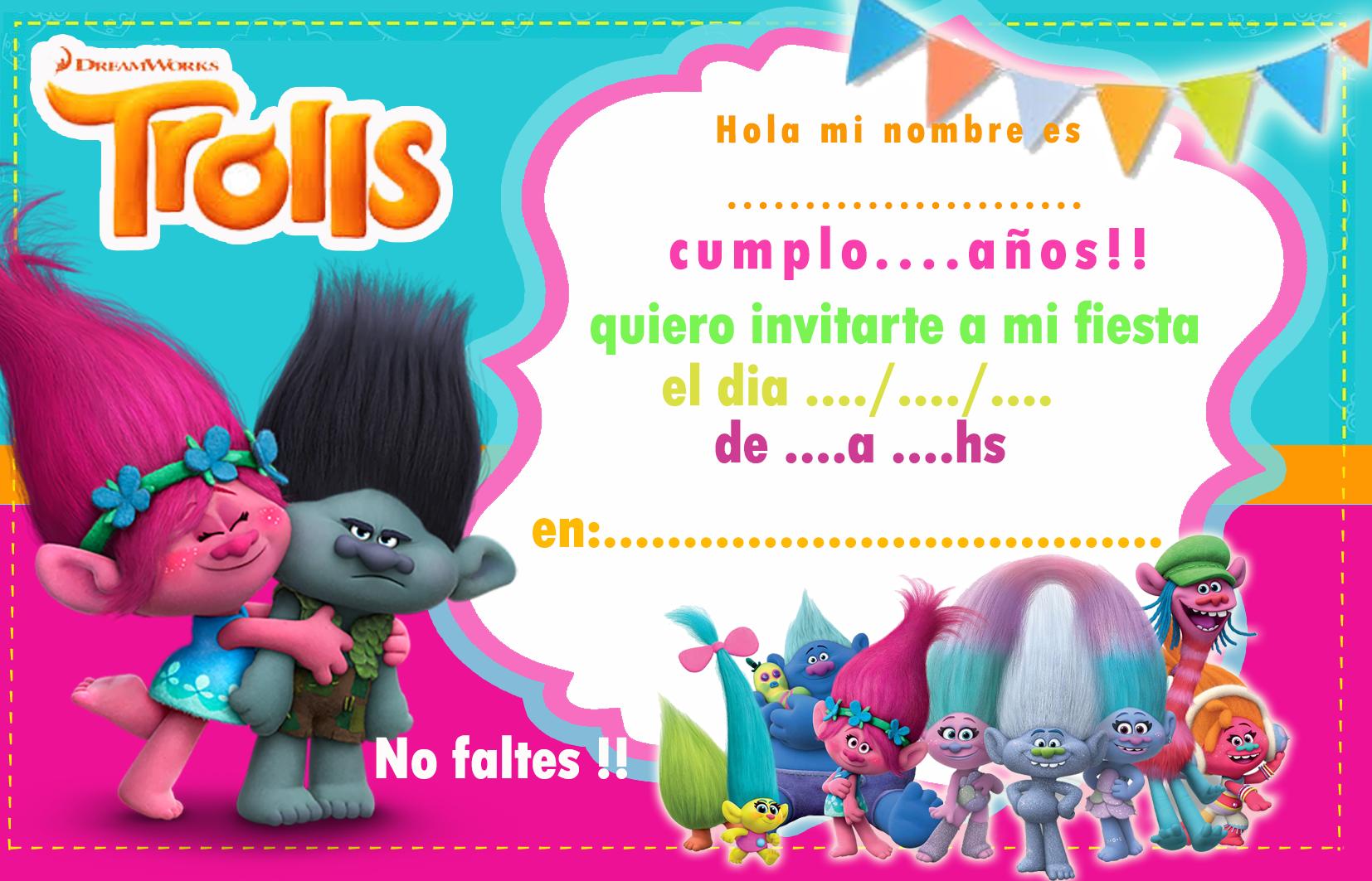 invitacion-tarjetita-candy-bar trolls kit-imprimible