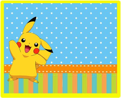 alfajores-candy bar pokemon kit imprimible