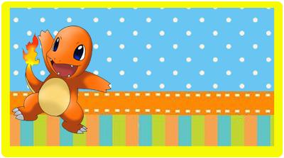 chocolatearcor-candy bar pokemon kit imprimible