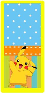 picodulce-candy bar pokemon kit imprimible