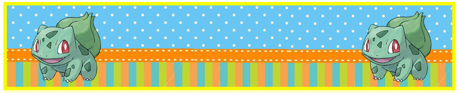 turron de mani-candy bar pokemon kit imprimible