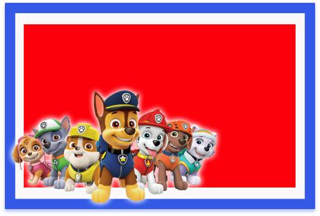 Tita-candy bar paw patrol kit imprimible