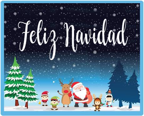 alfajores- candy bar navidad kit imprimible