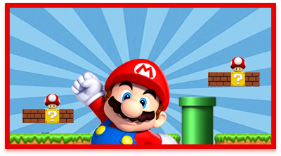 chocolatearcor-candy bar mario bross kit imprimible