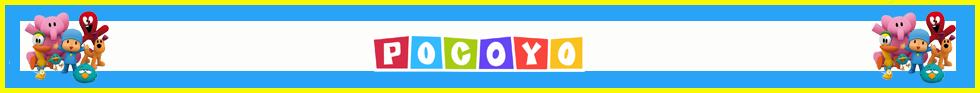layapa candy-bar pocoyo kit-imprimible