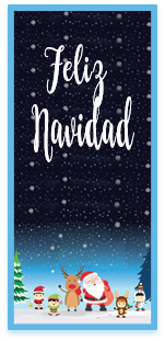 picodulce- candy bar navidad kit imprimible