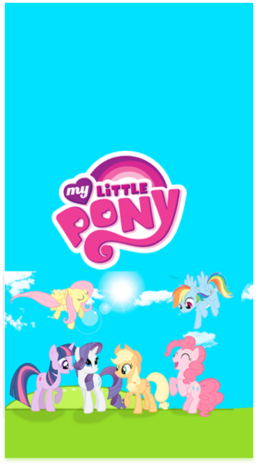 clubsocial-candy bar little pony kit imprimible