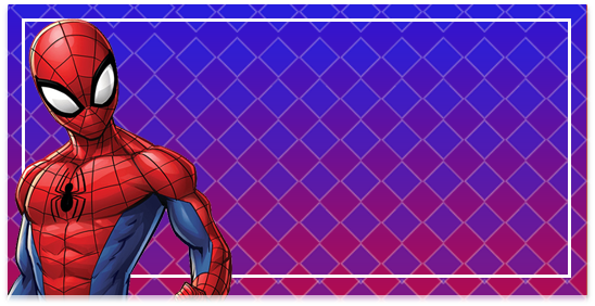 rhodesia-candy-bar spiderman animado kit-imprimible