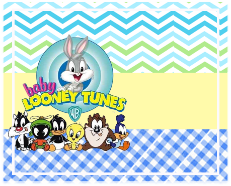 alfajoresr-candy-bar baby looney toon kit-imprimible