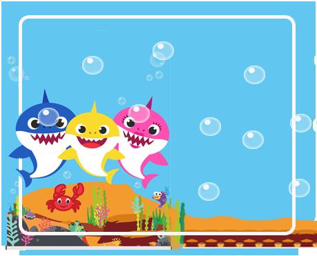 alfajores2 -candy-bar baby shark kit-imprimible