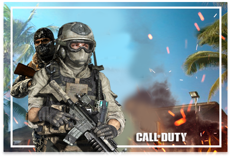Tita -candy-bar CALL OF DUTY kit-imprimible