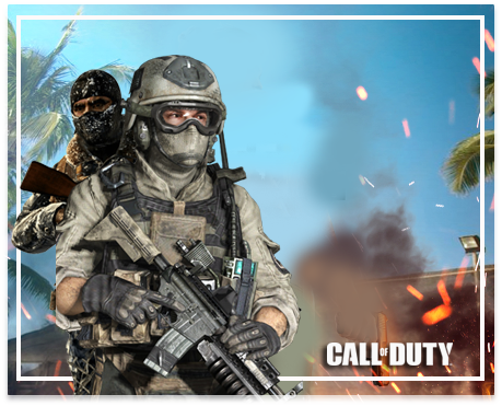 alfajores -candy-bar CALL OF DUTY kit-imprimible