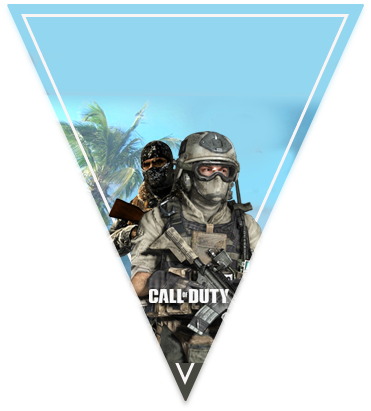 paraguita -candy-bar CALL OF DUTY kit-imprimible