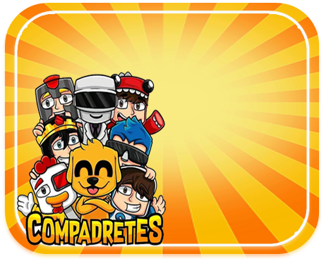 alfajores2 -candy bar COMPADRETES kit imprimible