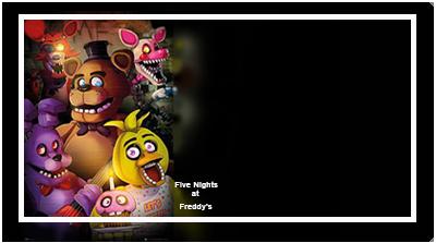 chocolatin pequeño -candy bar Five nights at freedys kit imprimible