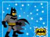 alfajores-candy bar BATMAN ANIMADO kit imprimible