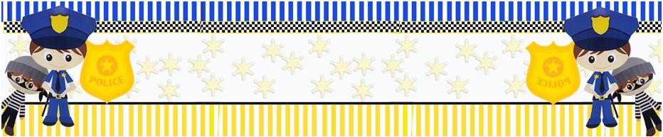 turron de mani-candy bar POLICIA TIERNO kit imprimible