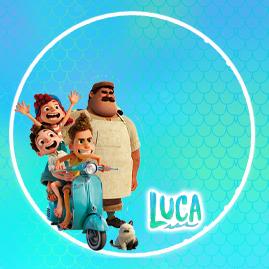 bonobon-candy bar LUCA PIXAR kit imprimible
