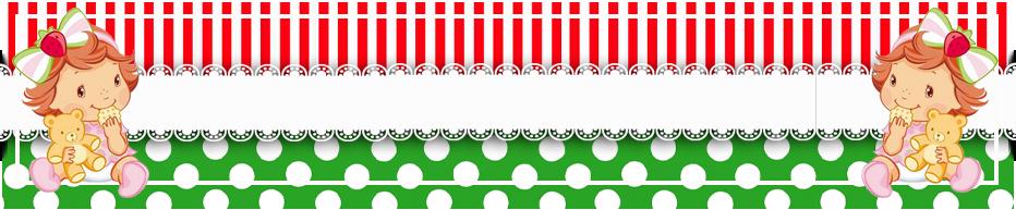 turron de mani-candy bar FRUTILLITA BEBE kit imprimible