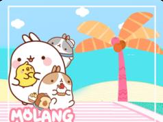 alfajores-candy bar MOLANG kit imprimible